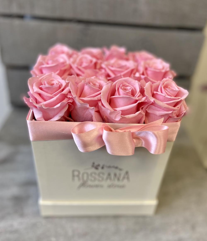 flower box rose stabilizzate rosa florashopping Rossana flower store NovellinoIMG_0930