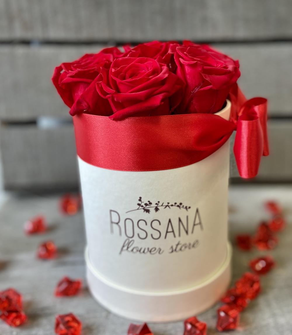 flower box rose stabilizzate rosso florashopping Rossana flower store NovellinoIMG_0631