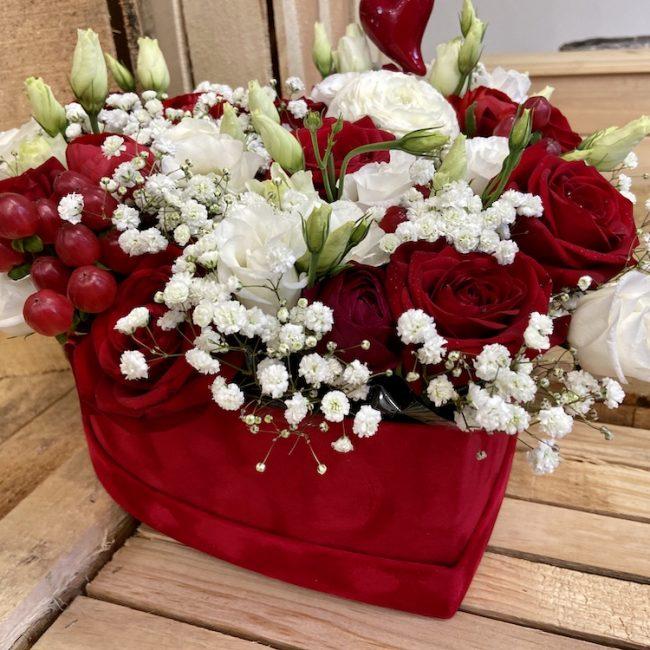 Cuore Rossana Flower Shop Cassano Magnago