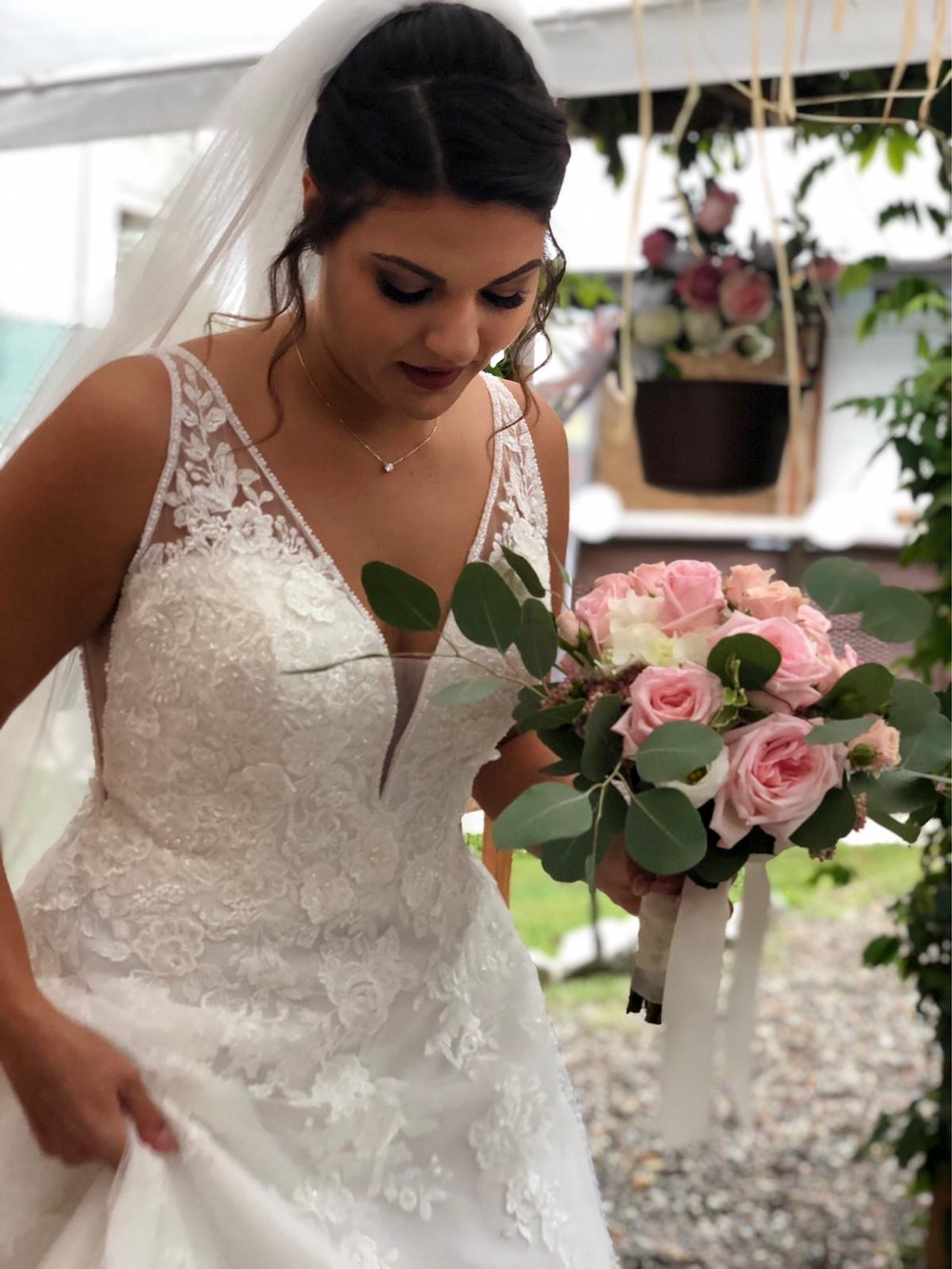 Rosa 6ab24b1e-f067-4837-b78a-33d4da6efc9eWedding allestimento floreale rossana flower store novellino