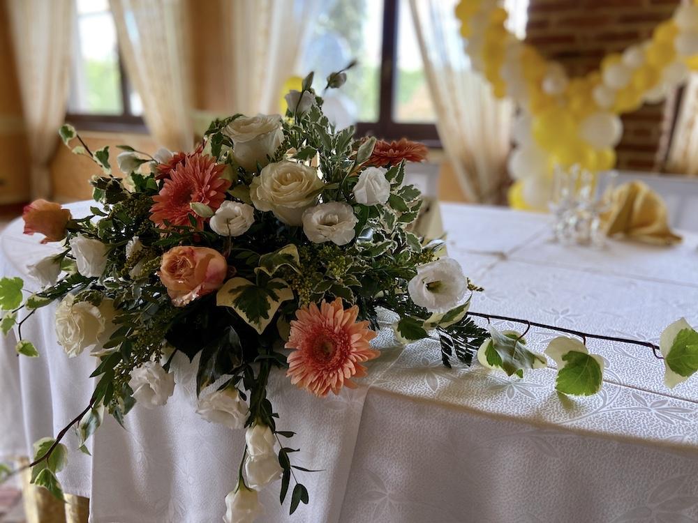 arancio IMG_5387Wedding allestimento floreale rossana flower store novellino