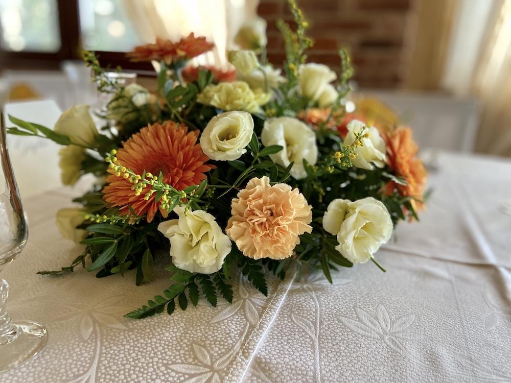 arancio IMG_5390Wedding allestimento floreale rossana flower store novellino