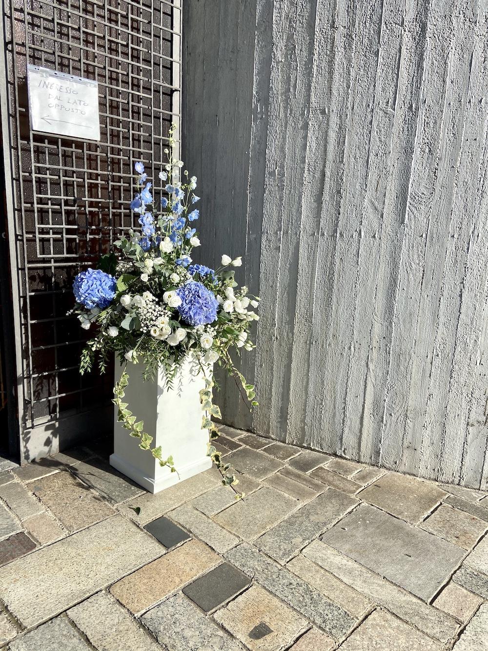 blu IMG_5376Wedding allestimento floreale rossana flower store novellinoBLU Wedding allestimento floreale rossana flower store novellino