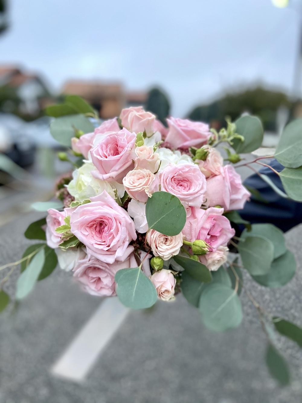 rosa IMG_5461Wedding allestimento floreale rossana flower store novellino