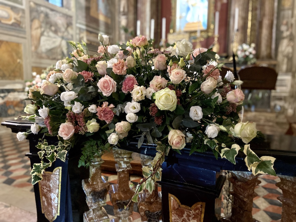 rosa IMG_5468Wedding allestimento floreale rossana flower store novellino